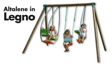 Altalene Da Giardino E Giochi Per Bambini Poolgardens